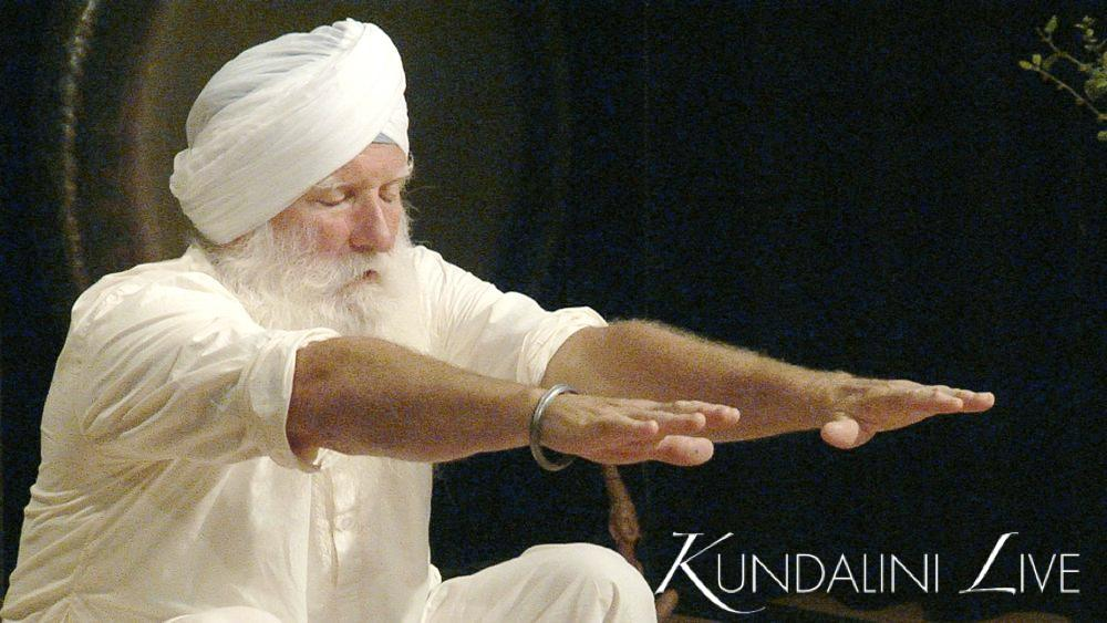 yoga stretching forward bend with concentration on third-eye