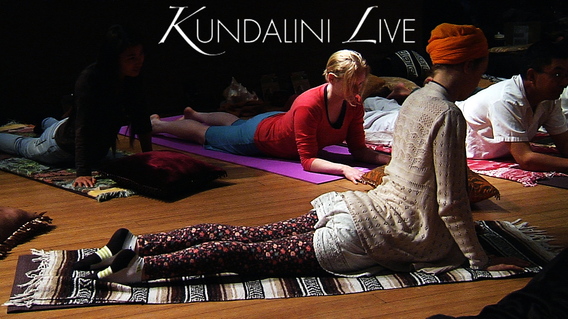 upward facing dog cobra pose girls in evening yoga class wake their natural centers for healthy healing of kundalini